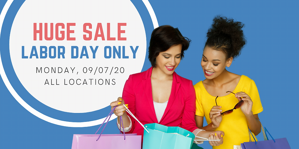 King's Home Thrift Labor Day Sale