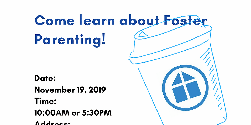 Foster Parents Coffee & Conversations