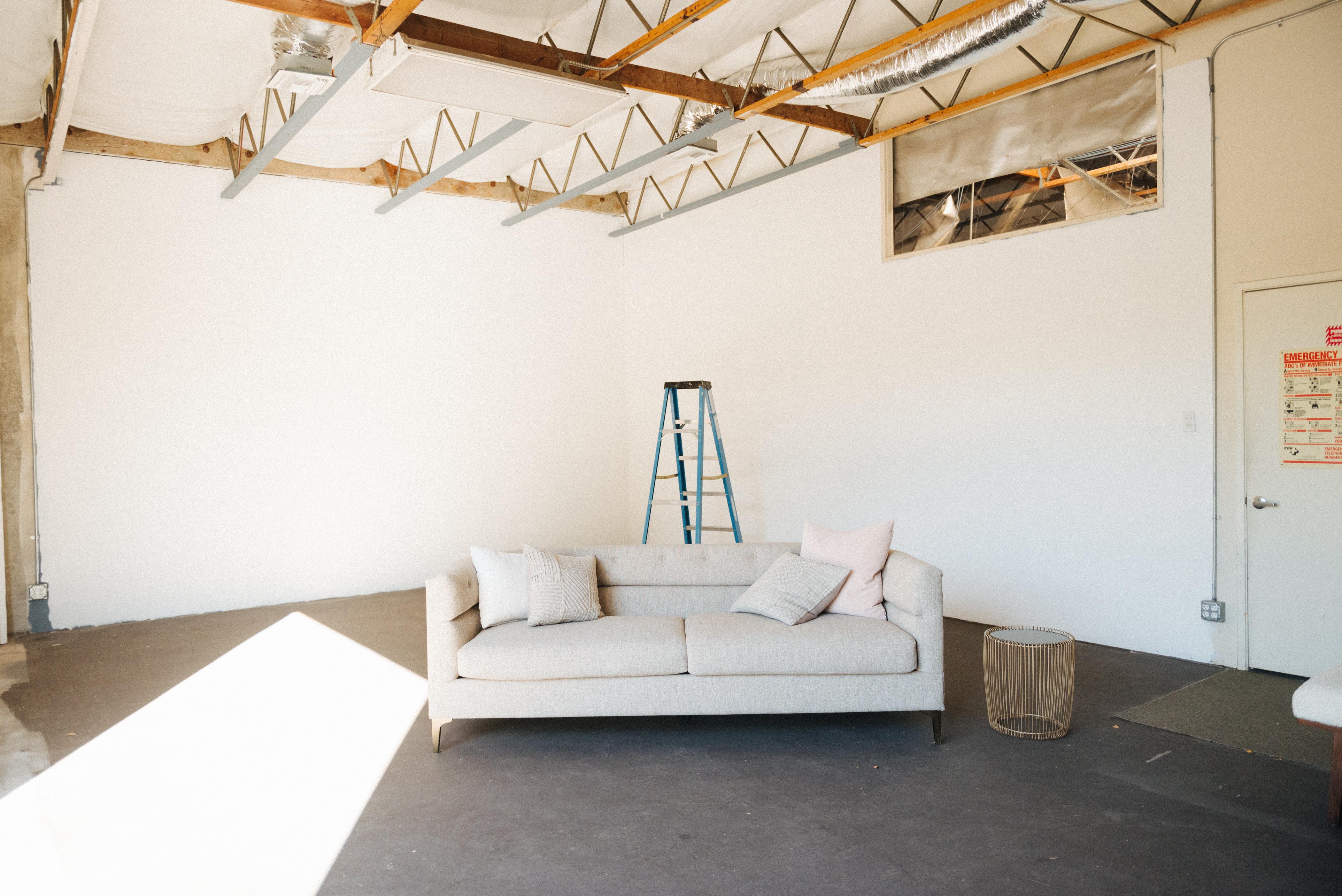 Second Space: The Studio