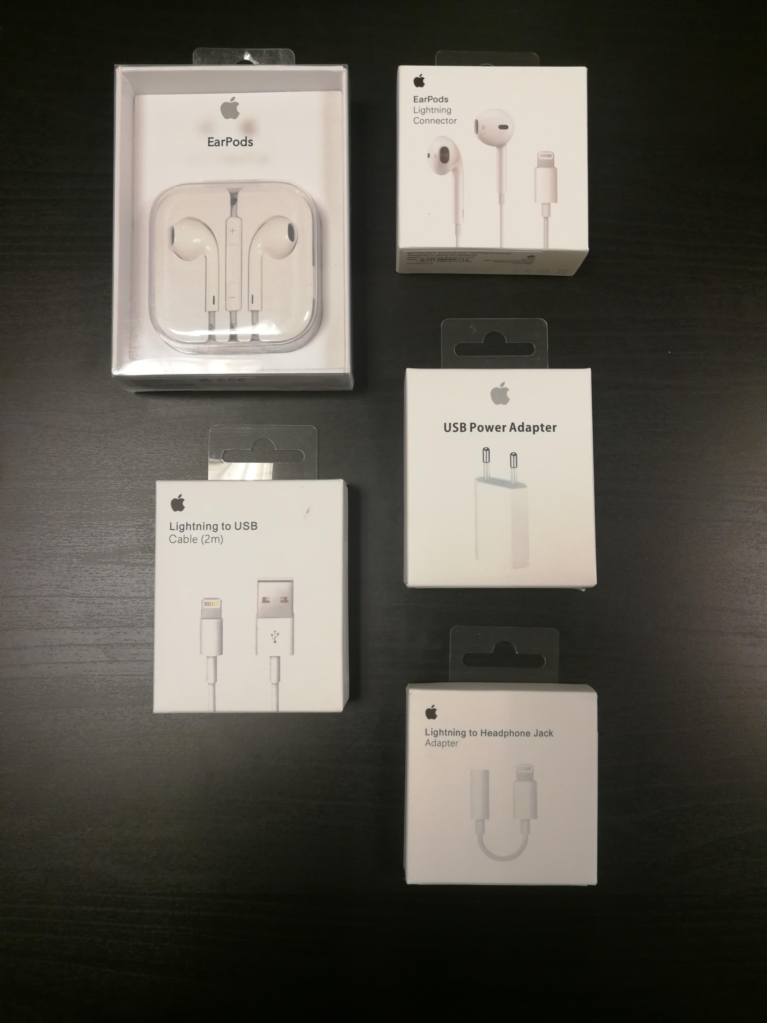 Originala Apple produkter
