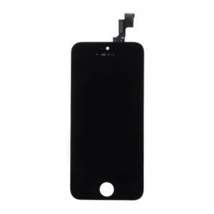 iPhone 5s Svart LCD Original Assembly