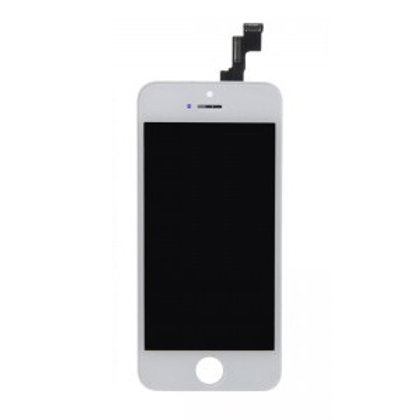 iPhone SE vit LCD Original Assembly