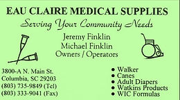 Eau Claire Medical Equipment