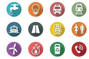 Image of Utilities Icon