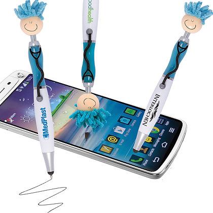 Mop Top Doctor Ballpoint Pen / Stylus