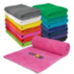Custom embroidered towels brisbane