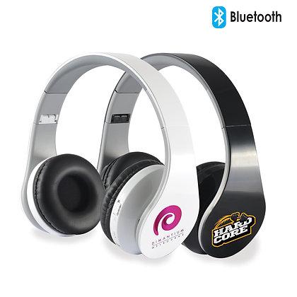 Hyper BT Headphones in EVA Zipper Case