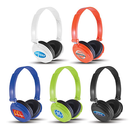 Thrust Wired Headphones