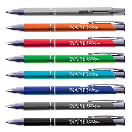 Napier Aluminium Ballpoint Pen