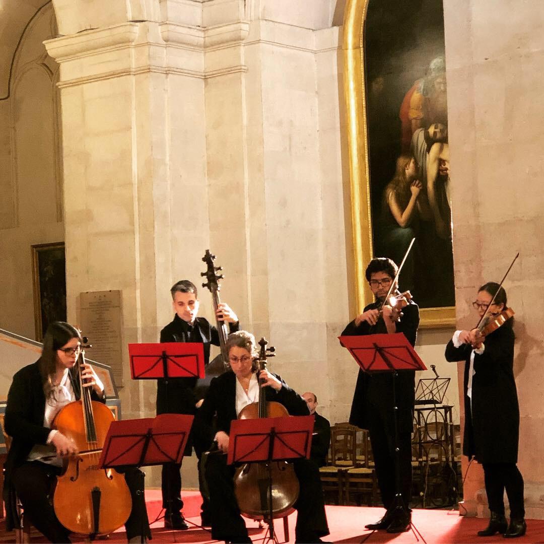 Concert Bach