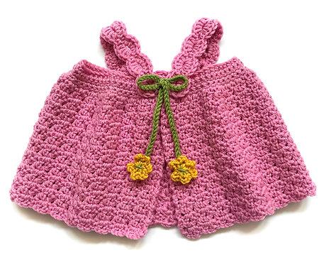 Lea Baby Pinafore Pattern