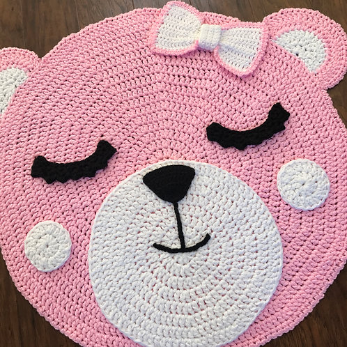 Little Bears Nursery Rug Pattern