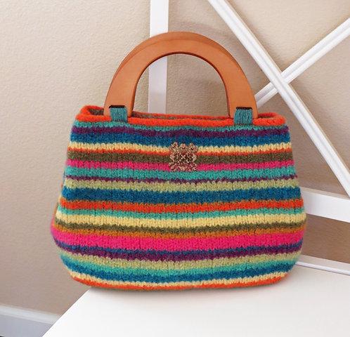 Iris Bag Pattern