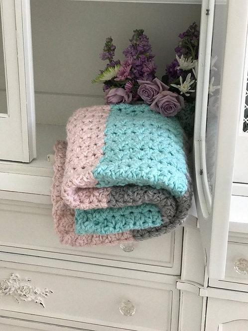 Chunky Love ♥ Blanket Pattern
