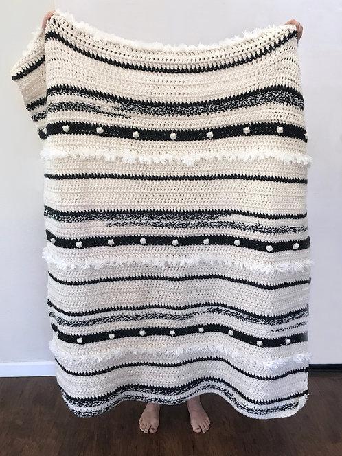 Anthropolgy Blanket Pattern