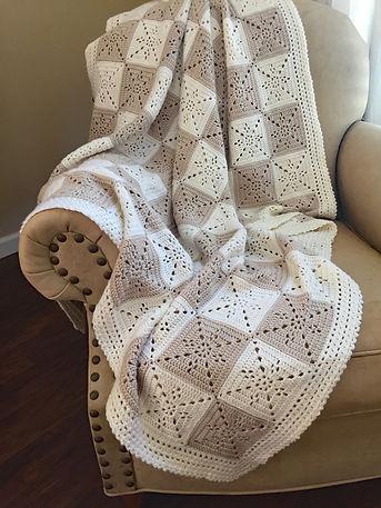 Crochet Blanket Pattern Arielle's Square