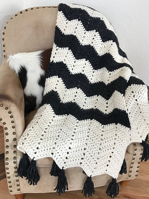 Breckenridge Blanket Pattern
