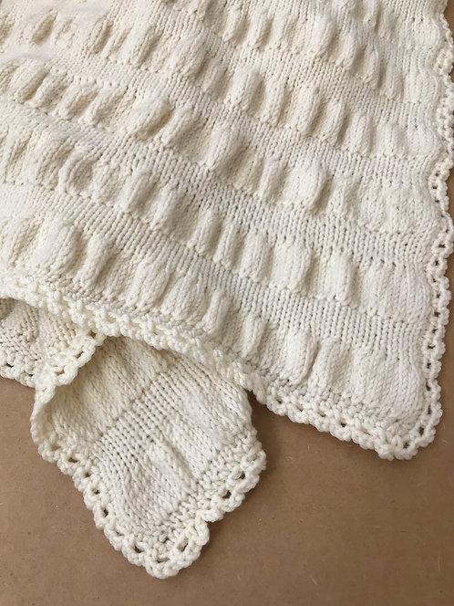 Vail Baby Blanket Pattern
