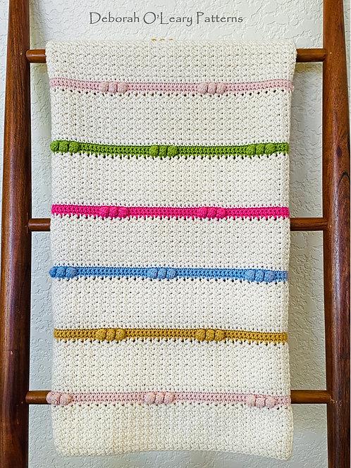 Sweet Pea Baby Blanket Pattern