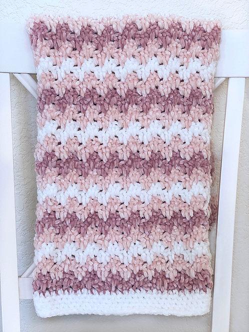 Prairie Baby Blanket - Version - 4
