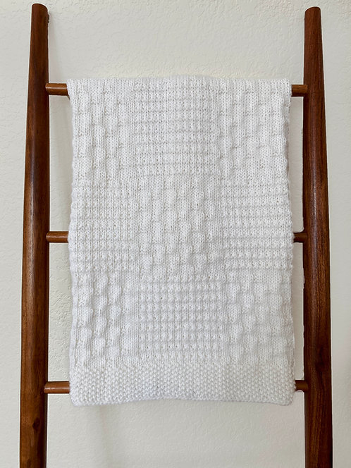 Nursery Gardens Baby Blanket