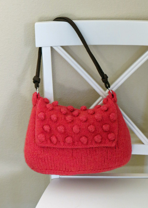 Berry Felted Purse Pattern