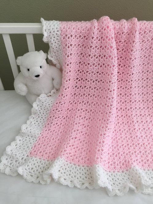 Cherish Baby Blanket Pattern