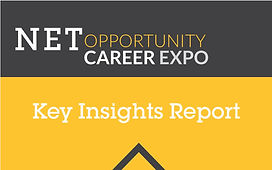 Net Opportunity Career Expo Key Insights Report