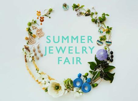 IDEE 六本木店 Summer Jewelry Fair開催