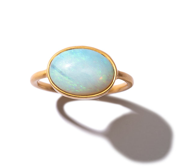 The Taji ring (Opal)