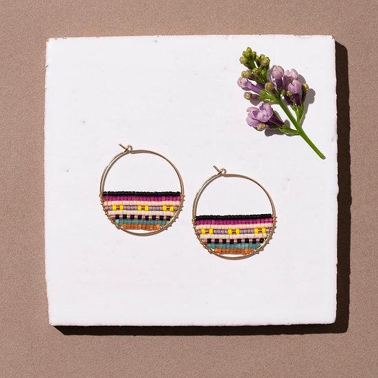 Signature Earrings (Circle)