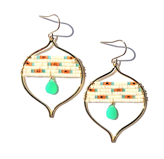 Signature Earrings (Marquise)