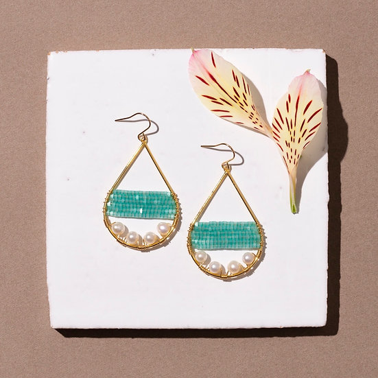Signature Earrings (Drop)