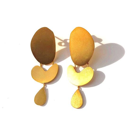 The Taji earrings