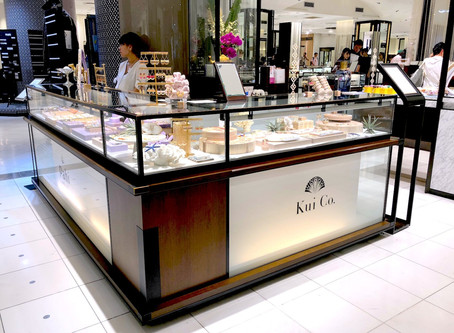 Pop-up shop at Isetan (Tokyo)