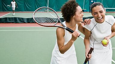 Kvinner Spille Tennis