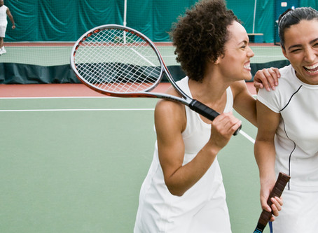 Staying Tennis-Ready in Lock Down