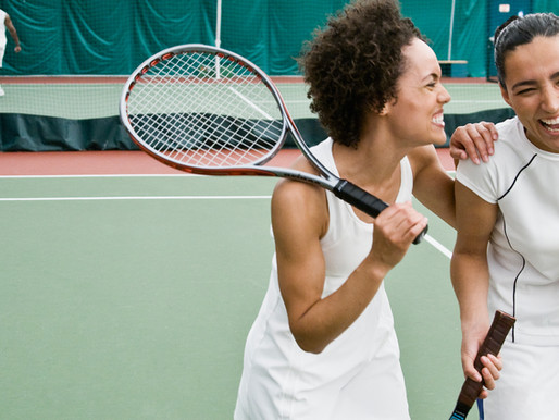 Tennis and Badminton Offer - Get active again!