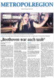 Rita Belmond-Mannheimer Morgen 22.07.2019