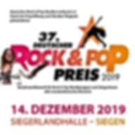 Deutscher Rock & Pop Preis 201