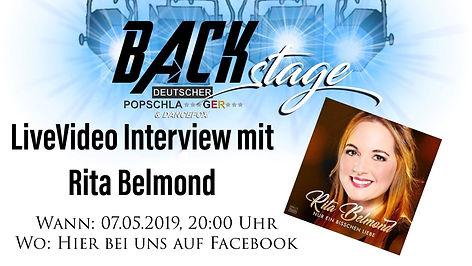 Rita Belmond - Deutscher Popschlager und