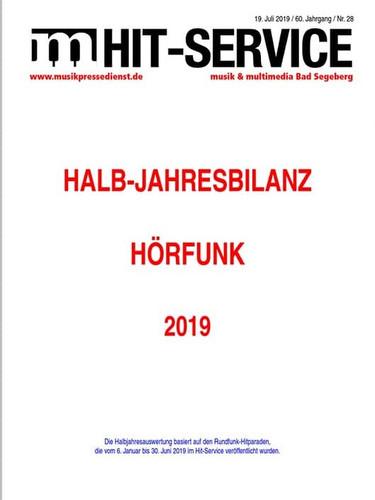 Hörfunk-Hitparade 2019