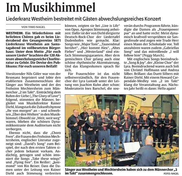 Die Rheinpfalz - Pfälzer Tageblatt- Ausgabe Rheinschiene 31.10.2019