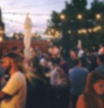 Oktoberfest Outdoors