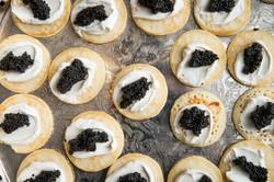 Caviar Hors D'oeuvre