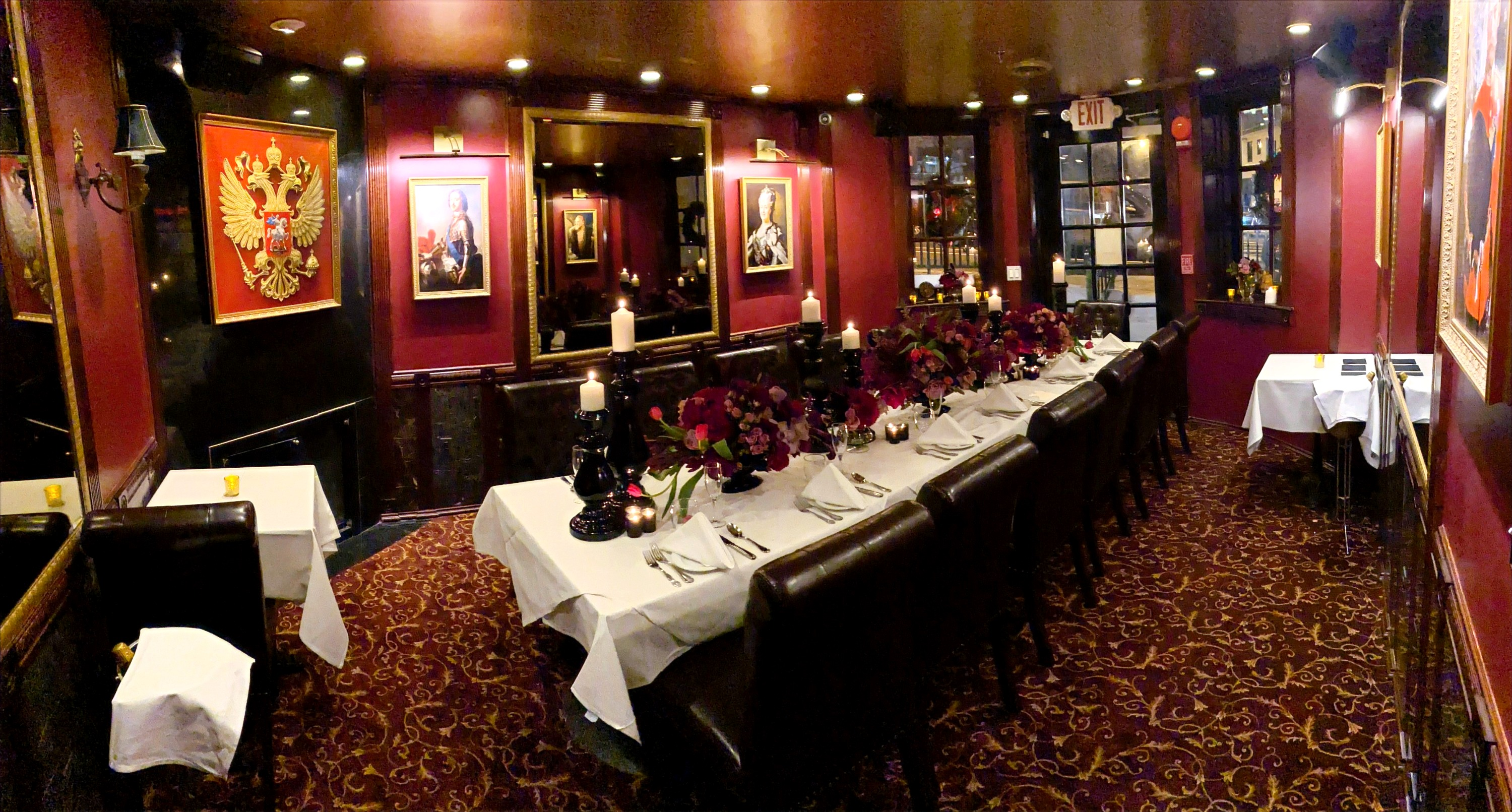 Left Room Private Dining