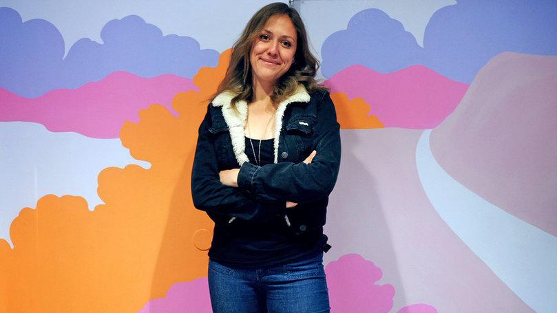 Pinhole Coffee featured Artist Kseniya Makarova