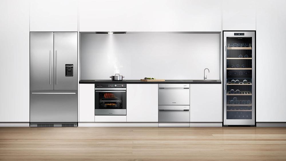 Fisher & Paykel Appliances | Kitchen Designer Didsbury