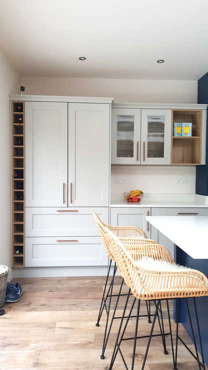 Chefs pantry