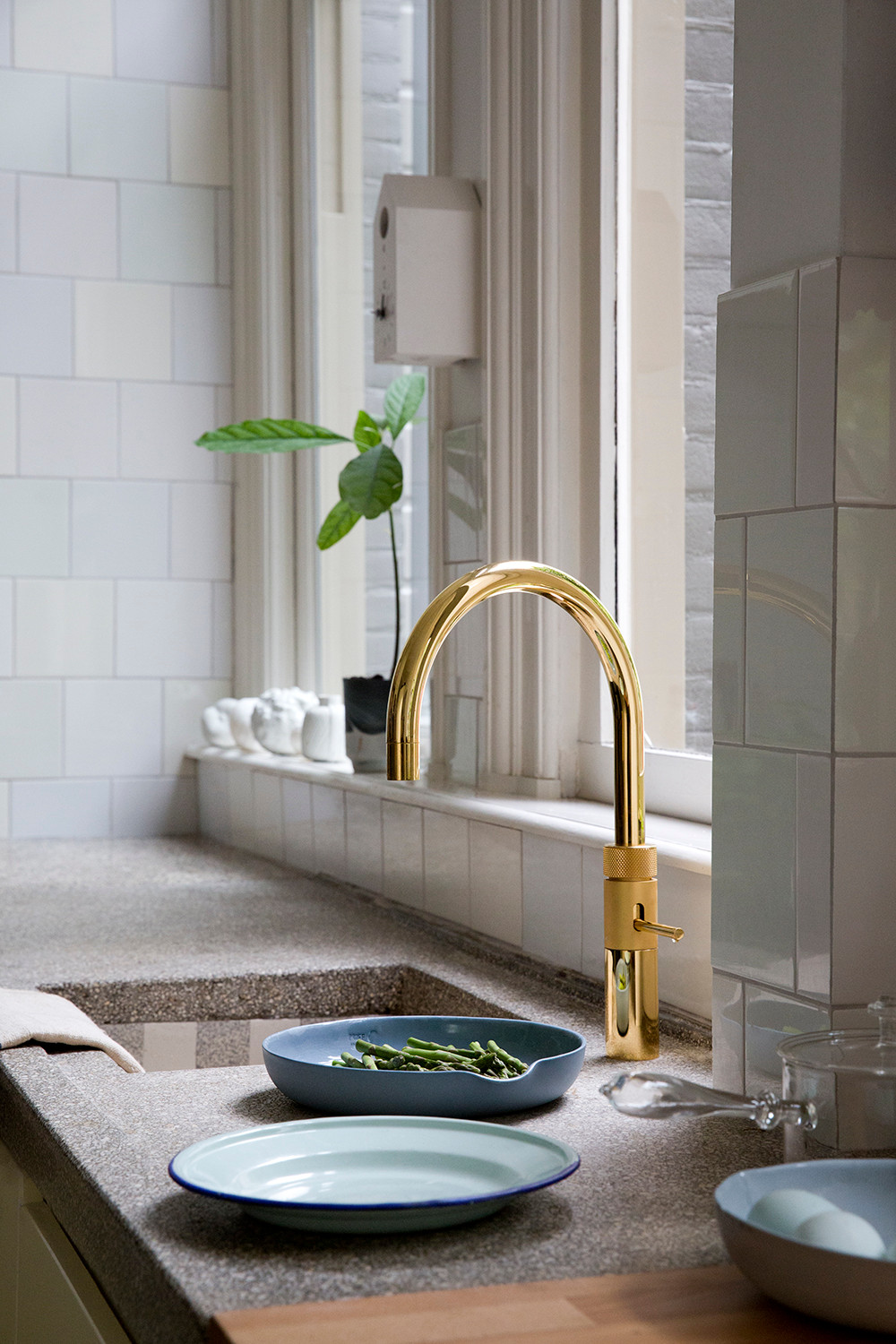 Quooker boiling tap
